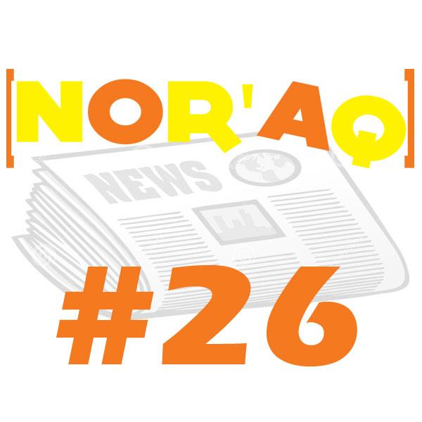 26ème numéro de Nor'Aq – mai 2019