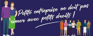 """<a href=""""https://www.cfdt.fr/portail/actualites/petites-entreprises/pourquoi-voter-aux-elections-tpe-tres-petites-entreprises-srv2_1167585?gclid=CjwKCAjwxuuCBhATEiwAIIIz0fIFybctvBPisYIZwHIJywnzgoEMxYlBDP67ji2qHSiCpyC1z7xJmBoC_kYQAvD_BwE"""">Elections TPE ( moins de 11 salariés) du 22 mars au 6 avril 2021</a>"""